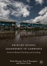 Cover Primary School Leadership in Cambodia