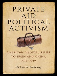 Cover Private Aid, Political Activism