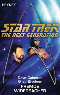Cover Star Trek - The Next Generation: Fremde Widersacher