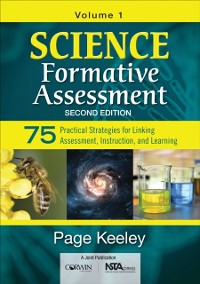 Cover Science Formative Assessment, Volume 1