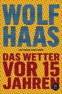 Cover Das Wetter vor 15 Jahren