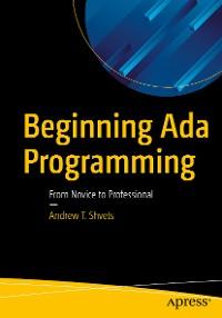 Cover Beginning Ada Programming