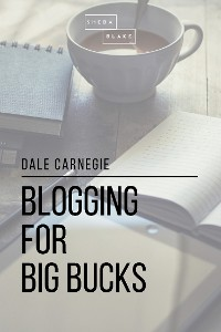 Cover Blogging for Big Bucks
