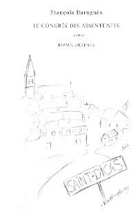 Cover Le congrès des absentéistes