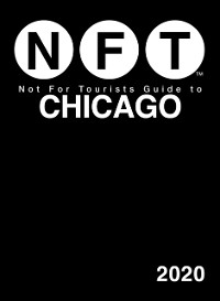 Cover Not For Tourists Guide to Chicago 2020