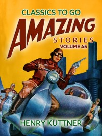 Cover Amazing Stories Volume 45