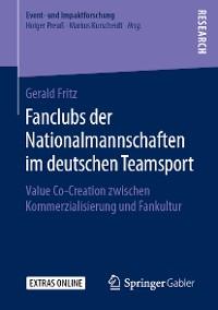 Cover Fanclubs der Nationalmannschaften im deutschen Teamsport
