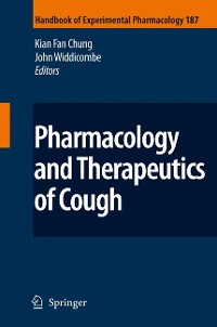 Cover Pharmacology and Therapeutics of Cough