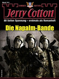Cover Jerry Cotton Sonder-Edition 151 - Krimi-Serie