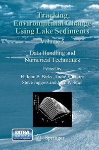 Cover Tracking Environmental Change Using Lake Sediments
