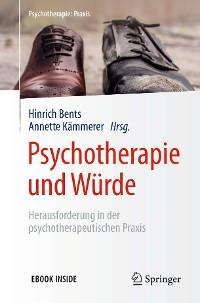 Cover Psychotherapie und Würde