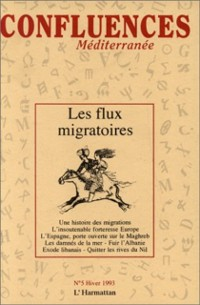 Cover Les flux migratoires