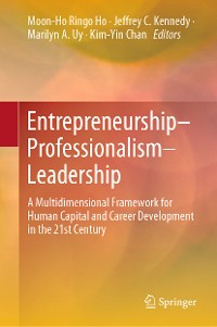 Cover Entrepreneurship–Professionalism–Leadership