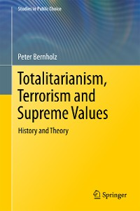 Cover Totalitarianism, Terrorism and Supreme Values