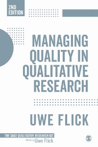 Cover Managing Quality in Qualitative Research