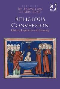 Cover Religious Conversion