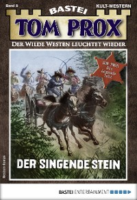 Cover Tom Prox 8 - Western