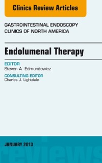 Cover Endoscopic Approach to the Patient with Biliary Tract Disease, An Issue of Gastrointestinal Endoscopy Clinics, E-Book