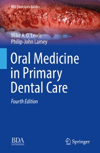 Cover Oral Medicine in Primary Dental Care