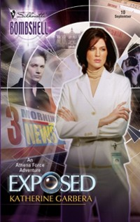 Cover Exposed (Mills & Boon Silhouette)