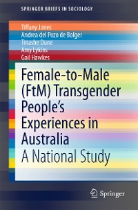 Cover Female-to-Male (FtM) Transgender People's Experiences in Australia