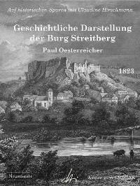 Cover Geschichtliche Darstellung der Burg Streitberg