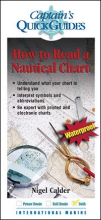 Cover How To Read a Nautical Chart: A Captain's Quick Guide