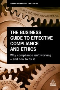 Cover Business Guide to Effective Compliance and Ethics