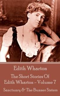 Cover Short Stories Of Edith Wharton - Volume VII
