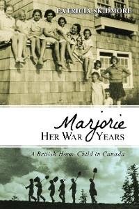 Cover Marjorie Her War Years
