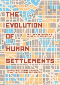 Cover The Evolution of Human Settlements
