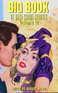 Cover Big Book of Best Short Stories - Volume 14