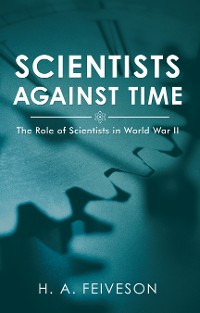 Cover Scientists Against Time