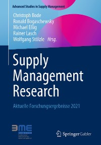 Cover Supply Management Research