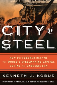 Cover City of Steel