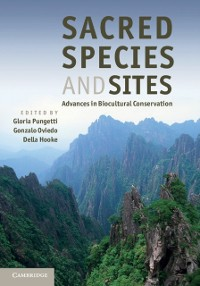Cover Sacred Species and Sites