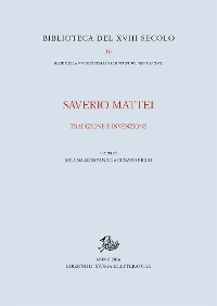 Cover Saverio Mattei