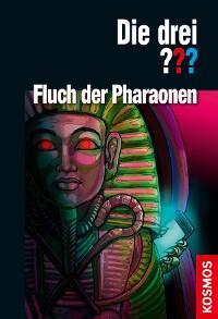 Cover Die drei ??? Fluch der Pharaonen (drei Fragezeichen)
