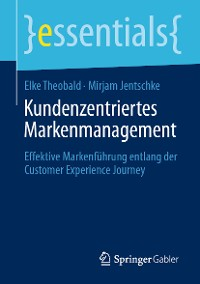 Cover Kundenzentriertes Markenmanagement