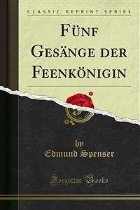 Cover Fünf Gesänge der Feenkönigin