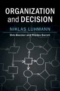 Cover Organization and Decision