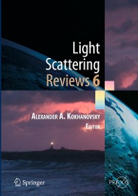 Cover Light Scattering Reviews, Vol. 6