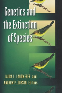 Cover Genetics and the Extinction of Species