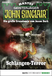Cover John Sinclair 2196 - Horror-Serie