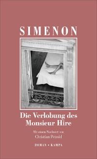 Cover Die Verlobung des Monsieur Hire