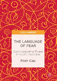 Cover The Language of Fear