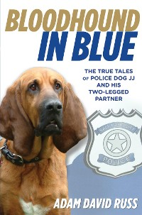Cover Bloodhound in Blue