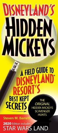 Cover Disneyland's Hidden Mickeys