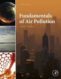 Cover Fundamentals of Air Pollution