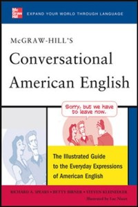 Cover McGraw-Hill's Conversational American English